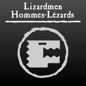 Hommes-Lézards / Lizardmen